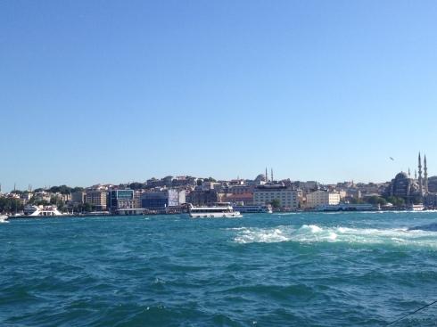 Raquel Alexandra | Turkish Coffee, Istanbul Modern, Istiklal