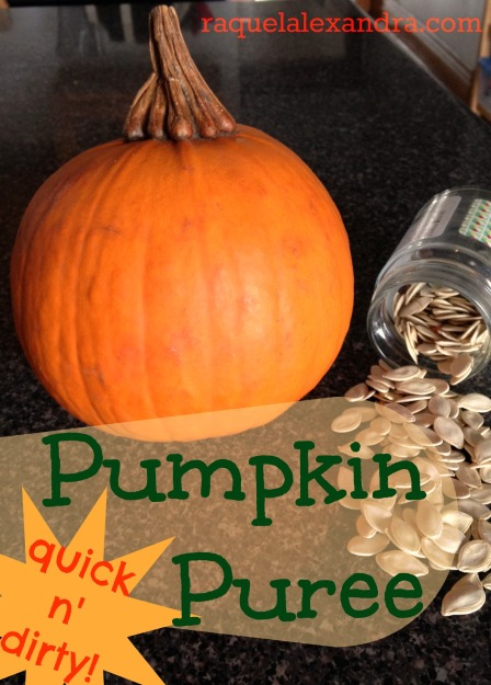 Pumpkinpuree
