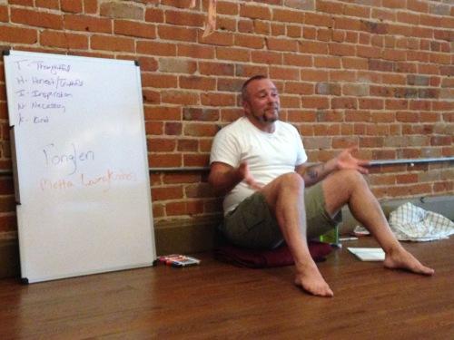 yoga body image coalition teo drake