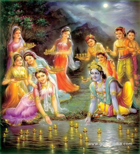 Hey Krishna, I've got some friends for your friends.